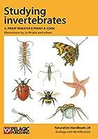 Studying Invertebrates (Naturalists' Handbooks)