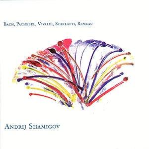Andrij Shamigov - Bach, Pachebei, Vivaldi, Scarlatti, Remeau (Bajan / Knopfakkordeon)
