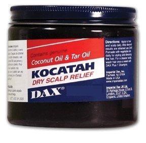 DAX Kocatah Dry Scalp Relief (DAX Kocatah trockene Kopfhaut Abhilfe) 213g