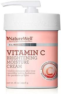 NatureWell Vitamin C Brightening Moisture Cream