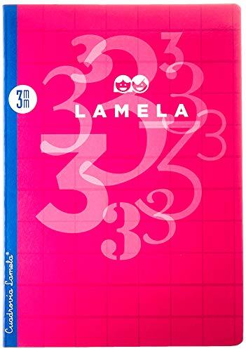 Lamela 06A4003 - Cuaderno, 50 hojas, A4