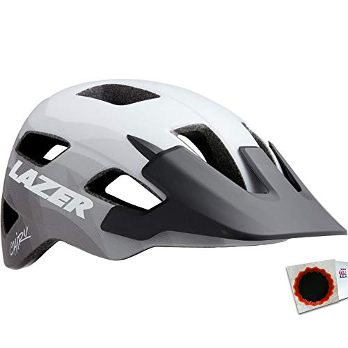 keine Angabe Lazer Helm Chiru Gr. L 58-61cm matt Weiss Fahrrad