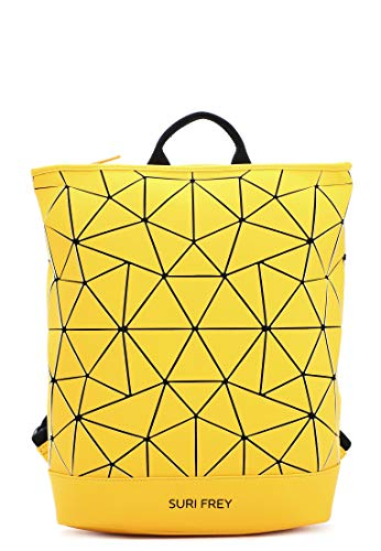 Suri Frey Suri Sports Jessy-Lu City Backpack L Yellow