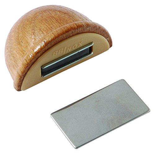 Brinox B78280Y Tope retenedor de madera con imán