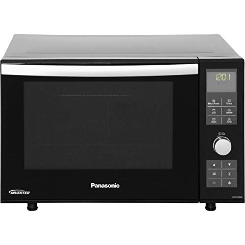 Panasonic NN-DF386BBPQ 3-in-1 Combination Microwave Oven, 1000 W, 23 Litre,...