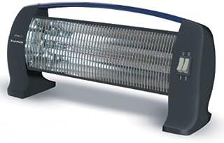 Taurus PR2 Quartz heaters PR-2, 1200 W, Negro