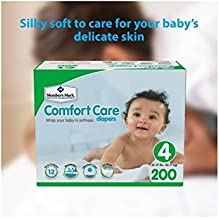 Member's Mark Comfort Care Baby Diapers (Size 4-200 ct.)