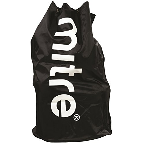 Mitre Jumbo Fußballtasche, Black, 20 Balls