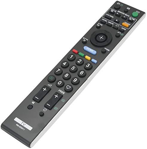 ALLIMITY RM-ED011 Fernbedienung Ersetzen für Sony KDL-32E4020 KDL-32E4020 KDL-32E4030 KDL-32E4030 KDL-32E4050 KDL-32E4050 KDL-32V4500 KDL-32V4500 KDL-32V4710 KDL-32V4720 KDL-32V4730