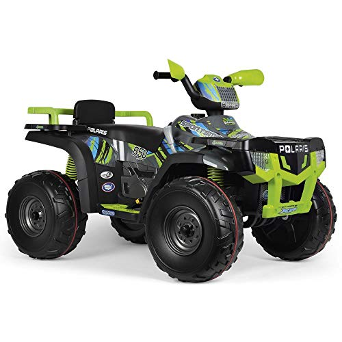 Peg Perego – Quad Polaris Sportsman 850 Lime, igod05330