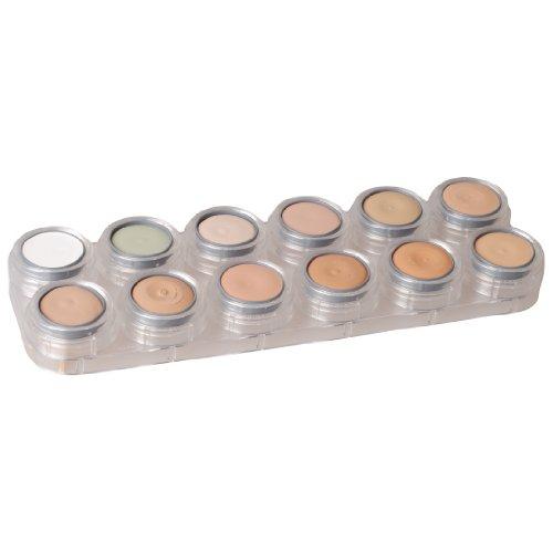 Camouflage Make-up-Palette CH mit 12 Farben