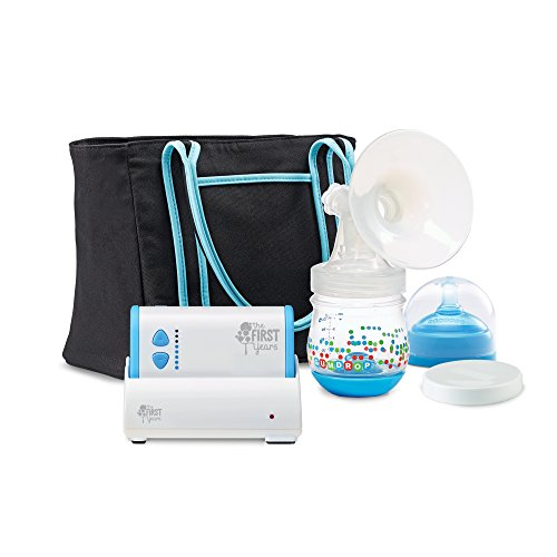 The First Years Single Electric Breast Pump, Sole Expressions