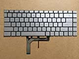 Original New for MSI GF63 Thin 9SC-066 9SC-614 8SC-030 8RD-223 9SC-068 Gaming Laptop Keyboard US Silver with Backlit