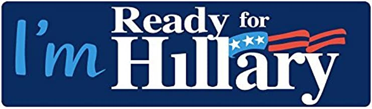 Best hillary clinton campaign bumper stickers Reviews