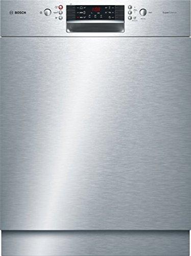 Bosch SMU46IS03E Serie 4 Geschirrspüler Unterbau 1.7 / A++ / 262 kWh/Jahr / 2660 L/jahr / Startzeitvorwahl