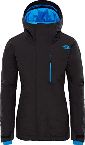 The North Face Damen Descendit Skijacke schwarz L