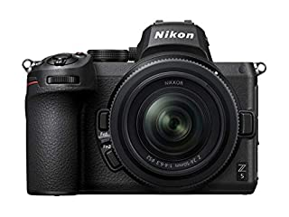 Nikon Z5 + Z 24-50mm + FTZ Kit Mirrorless Camera (273-point Hybrid AF, 5-axis in-body optical image stabilisation, 4K movies, Duel card slots) (B08DC5GDHD) | Amazon price tracker / tracking, Amazon price history charts, Amazon price watches, Amazon price drop alerts
