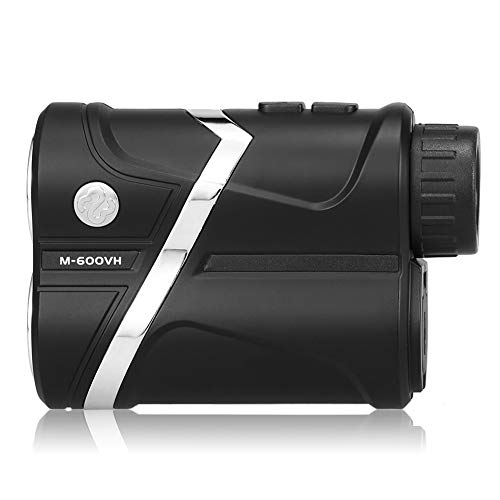 Goniómetro USB Telescopio Monocular Al Aire Libre Recargable Golf Telémetro 800M Caza del Telémetro Distancia Herramienta De Medición
