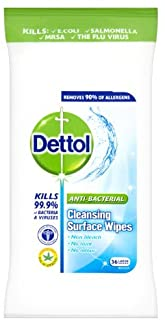 Dettol KRBSCW56 Wipes, 36 wipes by Dettol