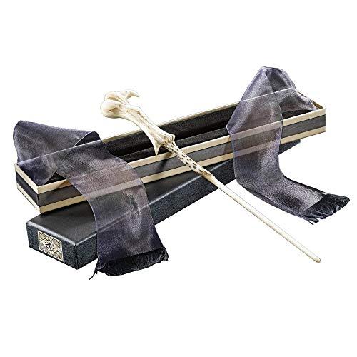 The Noble Collection Bacchetta Magica Lord Voldemort con Scatola di Ollivander Prodotta Bacchetta Magica di Alta qualità 35 cm Bacchette - Bacchette Magiche Oggetti di Scena