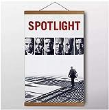DNJKSA Spotlight Movie Art Film Poster Home Wanddekoration