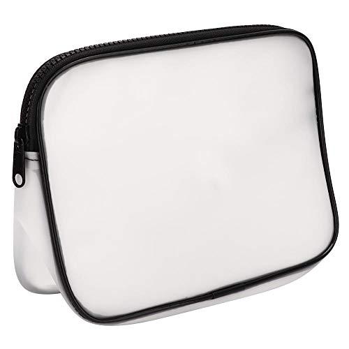 22 X 9 X 16,5 cm Trousse de Maquillage Triangular Portable Wash Bag Organisateur Cosmétique étanche pour Voyager Salle de Bain et Rangement