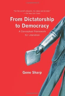from dictatorship to democracy sharp