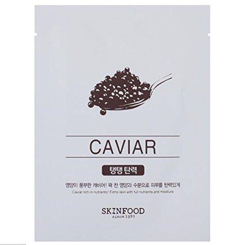 Skinfood Beauty In A Food Mask Sheet – Caviar
