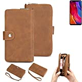 K-S-Trade® 2in1 Mobile Phone Wallet Case For Xiaomi Mi8