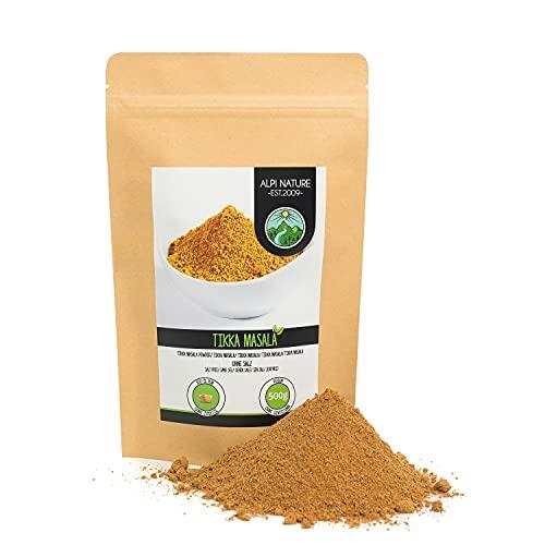 Tikka Masala mezcla de especias (500g), típica mezcla de especias de la India, empaque resellable