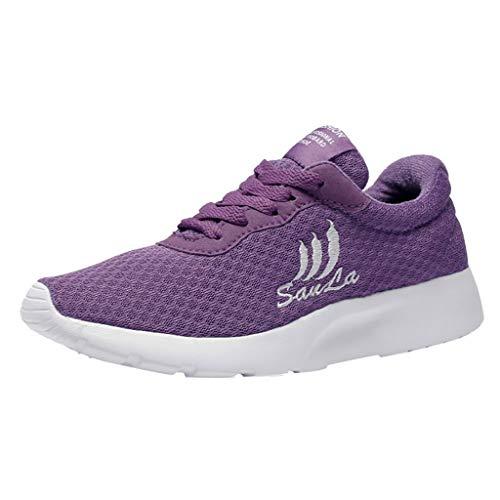 Dames sneaker loopschoenen sportschoenen straatloopschoenen licht wandelschoenen running turnschoenen Shoes ademende schoenen 35-41 By Vovotrade
