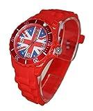 Bellos LO-12  Montre enfant Ado London Union Jack Angleterre