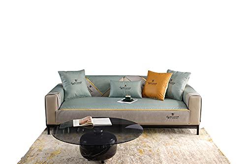 CC.Stars Möbelschutz-Möbelschutz, Sofa-Slipcover, Sofa-Haustierabdeckung für Sessel/Liebesat/Couch Sofa-Cover/Kissen Sofas/Chaise Lounge (angeboten von Teil)-Blau_17 * 17in.