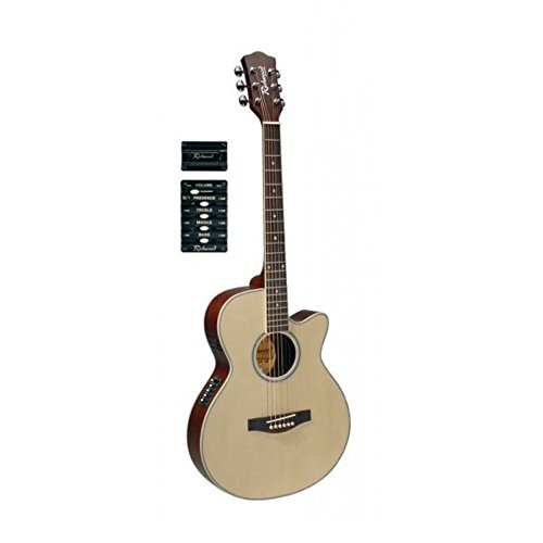 Guitarra Acústica electrificada RICHWOOD rg16ce