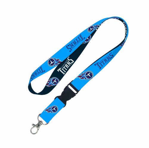wincraft nfl tennessee titans lanyard