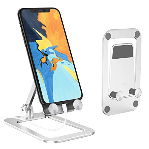(50% OFF) Adjustable Cell Phone Stand for Desk $7.50 Deal