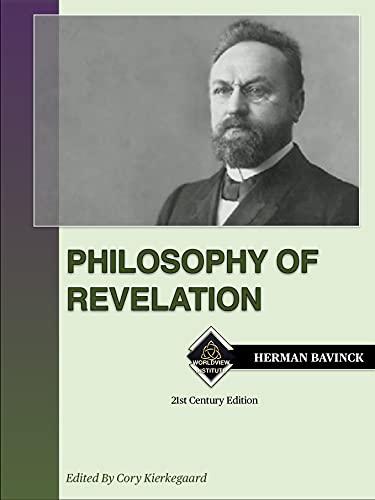 Philosophy of Revelation (English Edition)