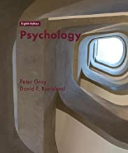 Psychology: 8th Edition