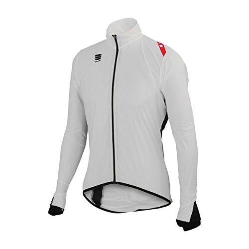 Chaqueta Sportful Hot Pack 5 Blanco-Negro 2017