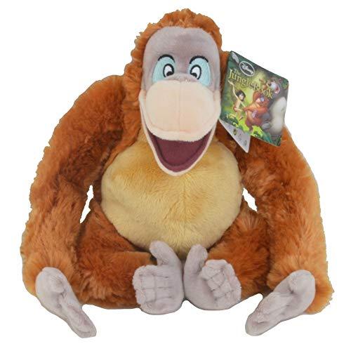 Simba 6315874188 - Disney Dschungelbuch Plüsch King Louie 25 cm