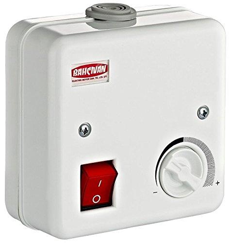 Drehzahlregler Regler Drehzahlsteuerung für Lüfter Ventilator Gebläse 2 (5 Ampere)