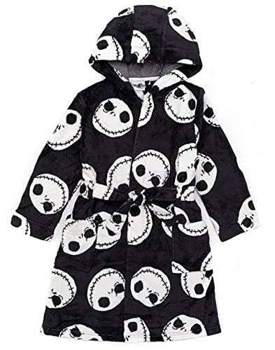 Disney The Nightmare Before Christmas Dressing Gown For Kids   Boys Girls...