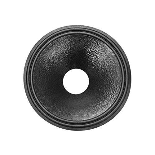 Why Should You Buy uxcell 12 inches Paper Speaker Cone Subwoofer Drum Dot Paper 3 inches Coil Diamet...
