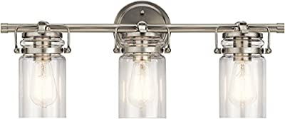 Kichler Lighting Three Light Bath from The Brinley Collection