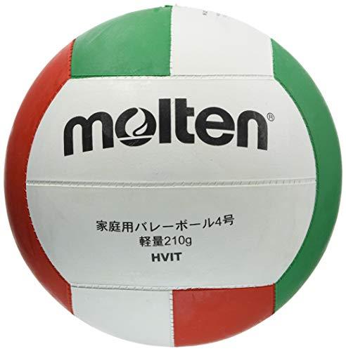 molten(モルテン) ゴムバレーボール4号球 家庭用モデル HVIT