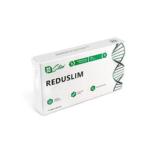 Russian Reduslim 100% Weight Loss Pills That Work Fast & Fat Burn Formula Natural Original (10 Capsule)