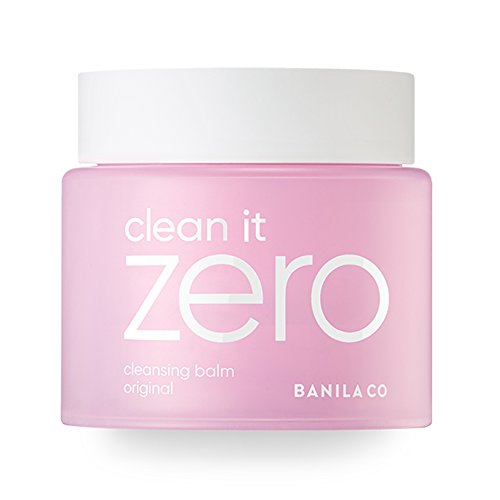 BANILA CO NEW Clean It Zero Original Cleansing Balm Makeup Remover, Balm to Oil, Double Cleanse, Face Wash, 2 sizes