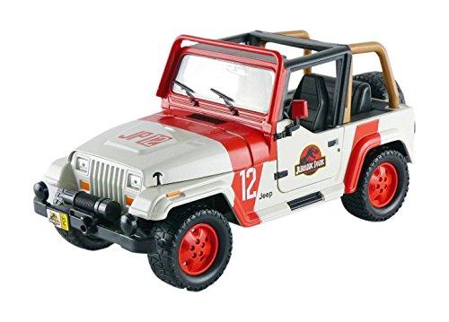 Jada Toys- Miniature Voiture de Collection, 97806WOR, Blanc/Orange