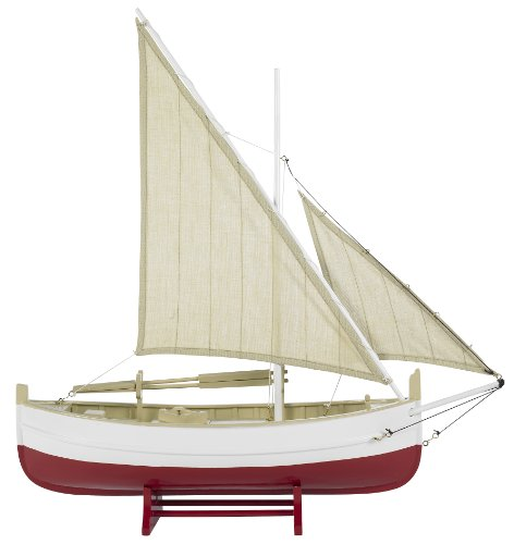 Biscay Fishing boat, Red