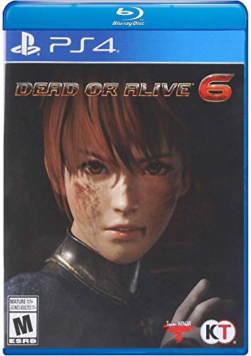 Dead or Alive 6 for PlayStation 4 [USA]